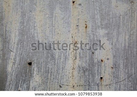 Old scratched texture. Grunge retro paper. Abstract background #1079853938