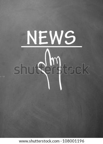news title symbol Royalty-Free Stock Photo #108001196