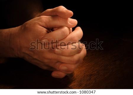 Praying Hands #1080347