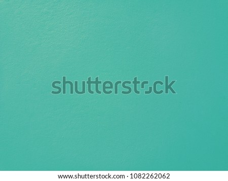 Focus on a turquoise wall #1082262062