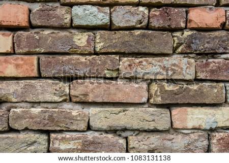 retro brick wall background #1083131138
