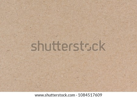 Sheet of brown paper useful as a background #1084517609