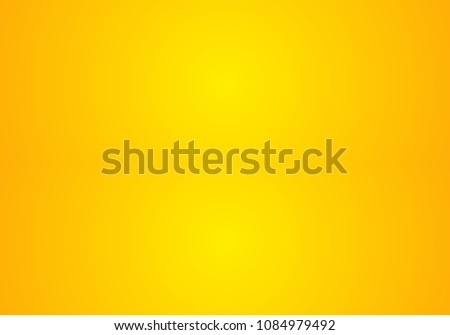 Orange abstract gold background yellow color. Orange Gradient abstract background. Orange template background. Yellow empty room studio gradient used for background #1084979492
