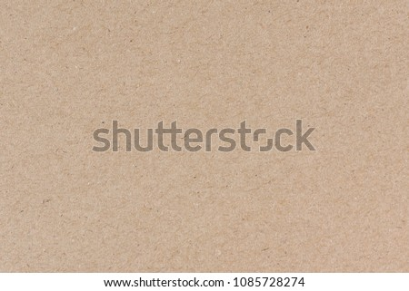 Sheet of brown paper useful as a background #1085728274