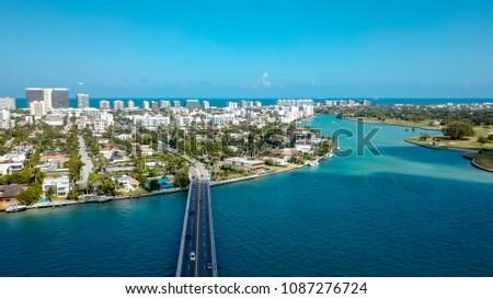 Bal Harbor Bridge, Bay Harbor, Florida #1087276724