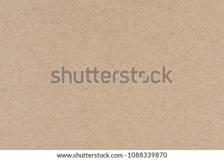 Sheet of brown paper useful as a background #1088339870