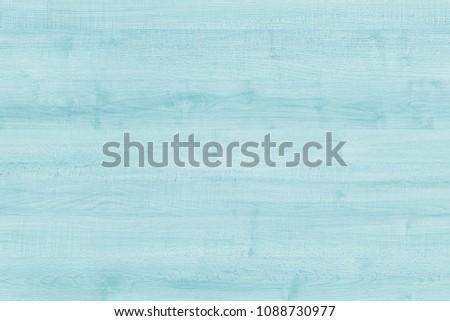 pastel wood planks texture, Vintage blue wooden background. Old weathered aquamarine board. Texture. Pattern. Wood background #1088730977