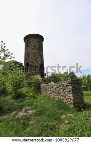 landmark of annaberg-buchholz #1088829677