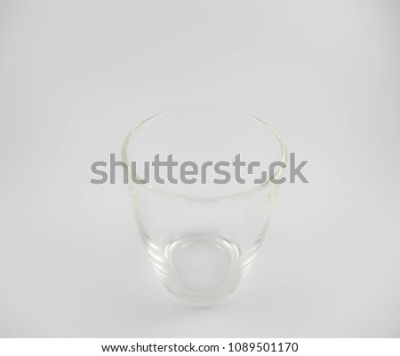 Glass of water #1089501170