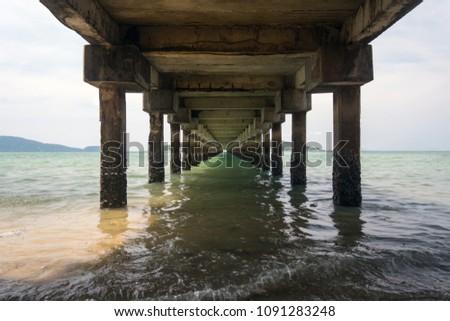 abstraction under bridge #1091283248