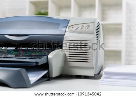 printer in office #1091345042