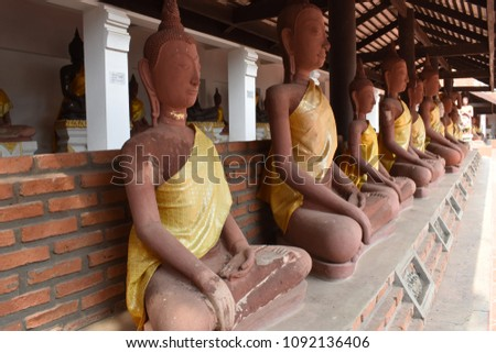 Buddha images and bears in Buddhism #1092136406