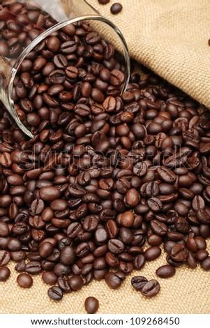 Coffee beans #109268450