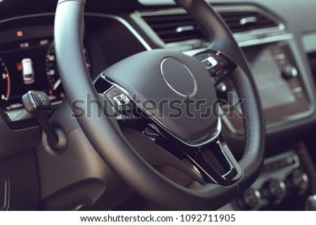 Interior Design New Auto #1092711905