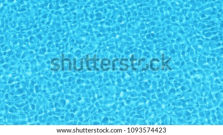 Seamless water swimming pool texture for background