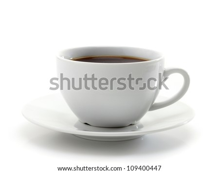 cup of coffee #109400447