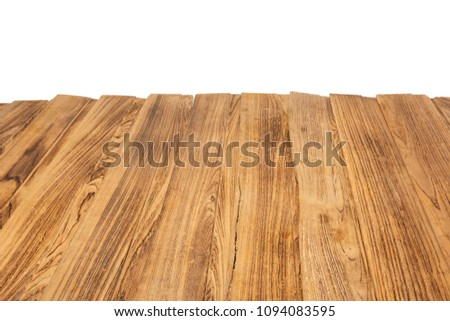 wooden tables for backgrounds #1094083595