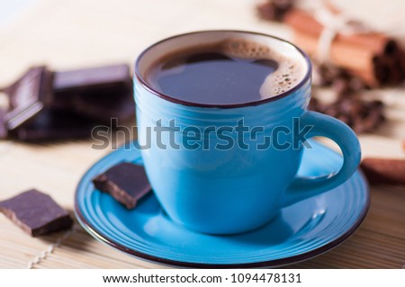 A cup of espresso #1094478131
