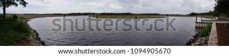 Lockwood Folly River, Brunswick County, NC
