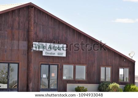 Valle Arizona 5/18/18 Valle airport #1094933048