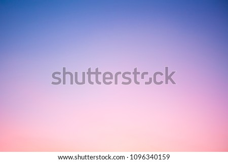 Color transition from pink to blue shades. Bright matte gradient. Blur spectrum texture. Abstract colored background for the illustrations, collages and mixed digital media.