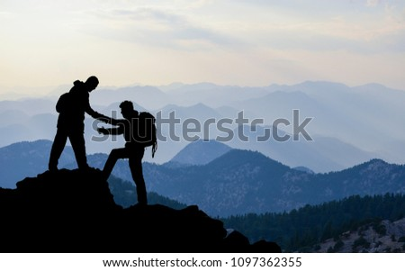 limbers who help in difficult and dangerous rocks #1097362355