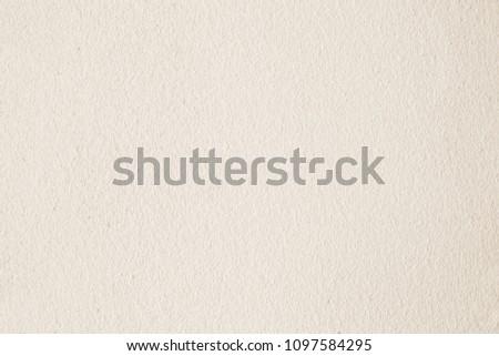 Concrete surface rough, creamy white color. #1097584295