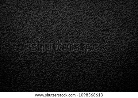 Black leather texture background. #1098568613