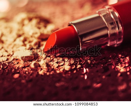 Lipstick pink color isolated #1099084853