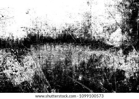 Abstract background. Monochrome texture. Image includes a effect the black and white tones. #1099100573