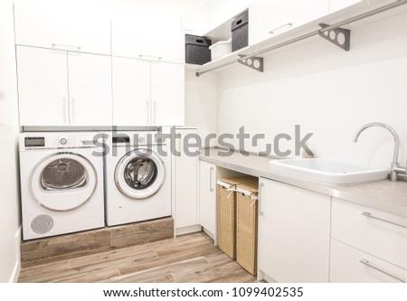Big laundry room #1099402535