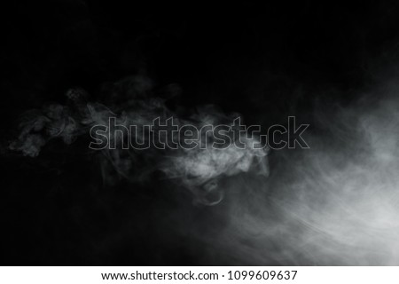 Smoke on black background   #1099609637