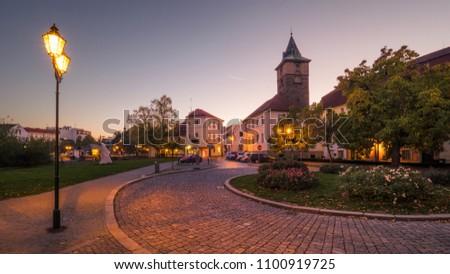 Pilsen Czech republic #1100919725