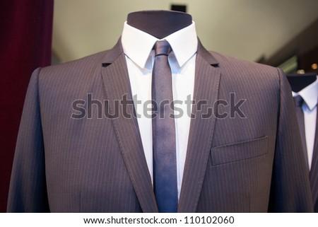 Photo of a Male mannequin with clothes #110102060