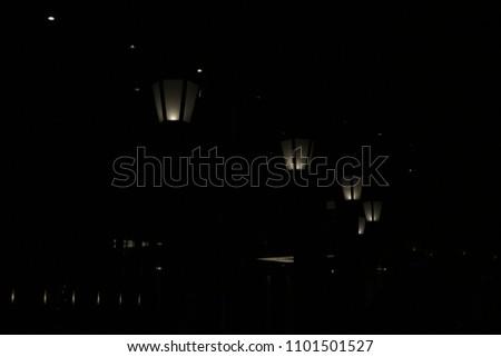 Lights on the street #1101501527