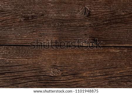 Dark wooden planks close up background #1101948875