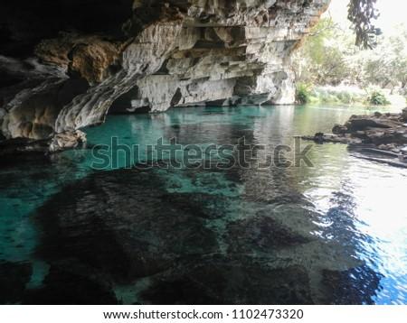 Gruta da Pratinha (Pratinha Cave), Chapada Diamantina, Brazil #1102473320