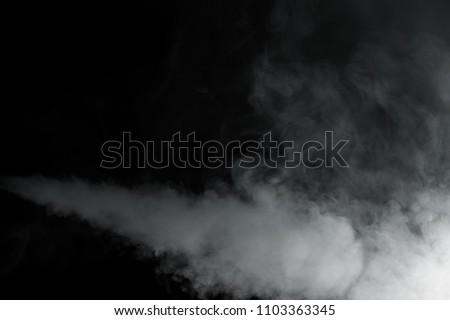 Smoke on black background   #1103363345