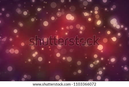 Luxury red  bokeh  blur abstract background with lights for background and wallpaper Christmas,vintage. #1103366072