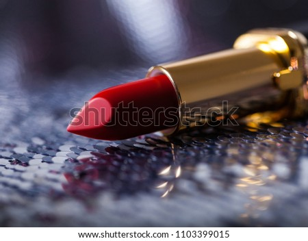 Matte lipstick for lips in different colors #1103399015