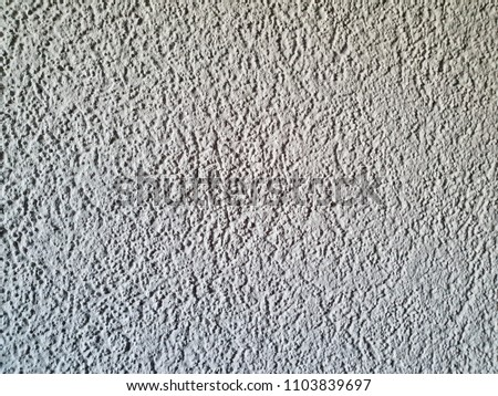Light gray skim coat cement wall texture, background #1103839697