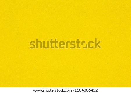 Yellow paper background, colorful paper texture #1104006452