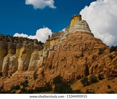 Mesa in New Mexico #1104490955