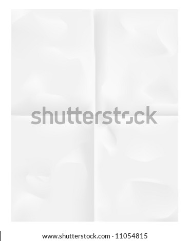 Folded paper background. #11054815