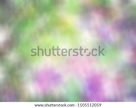 Abstract pastel soft colorful smooth blurred textured background off focus toned in green color #1105512059