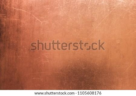 pattern copper or bronze, non-ferrous metal texture #1105608176