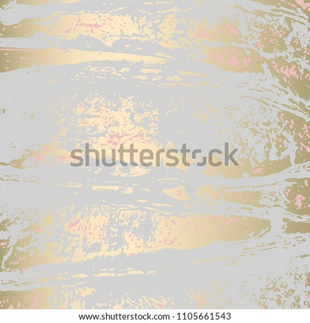 Abstract Marble Trendy Texture in Pastel and Gold colors . Trendy Chic Background made in Vector for wallpaper, textile, wedding, business cards, advertising, wrapping paper, trendy invitations
