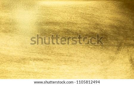 Gold foil texture background #1105812494