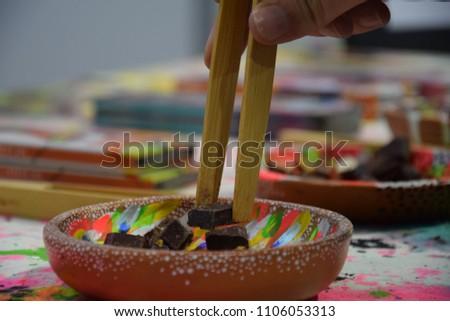 chocolate tasting event #1106053313