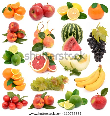 Fresh fruit for all tastes #110733881